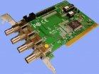Kamerový bezpečnostní DVR systém v PC C44K - karta