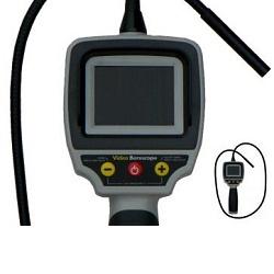 Hutermann HIC-12 endoskop s HD LCD 8mm