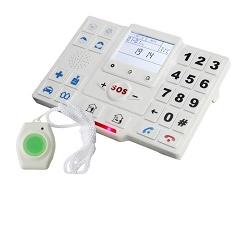 Hutermann HG-TC2 GSM senior medic alarm, SOS