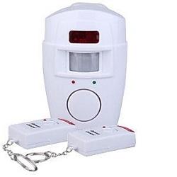 Alarm s pohybovým čidlem PIR bezdrátový přenos +DO