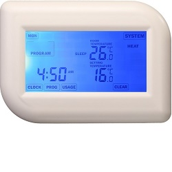 Hutermann TE012T programovatelný termostat