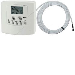 Týdenní programovatelný termostat Thermo 1038Ext