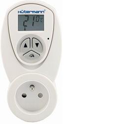 Hutermann TZ63 zásuvkový elektronický termostat