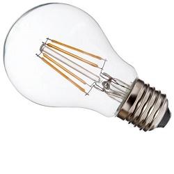 LED žárovka vláknová E27 Filament 6W