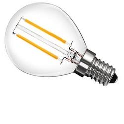 Hütermann Filament 2W LED žárovka vláknová E14