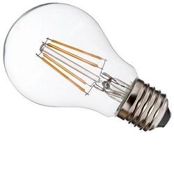 Hütermann Filament 7,5W E27 LED žárovka vláknová