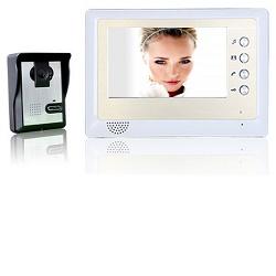 Huterman HV-372 Dveřní videotelefon LCD s kamerou