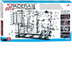 Stavebnice kuličkodráha Space Rail LEVEL 9, 68m