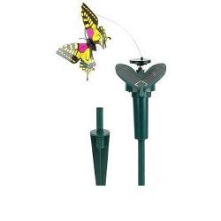 Hütermann Butterfly Létajicí solární motýl žlutý