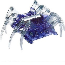 Stavebnice SPIDER ROBOT, robotický pavouk