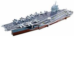 3D puzzle letadlová loď Nimitz 70 dílků