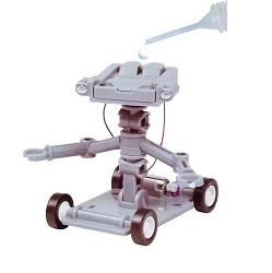 Salt robot Stavebnice auta na pohon slanou vodou