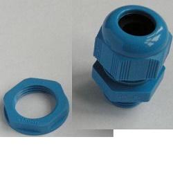 Jirous M20 Kabelová průchodka modrá