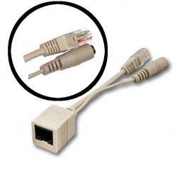 CC&C PoE pasivní - injector, pro napáječ
