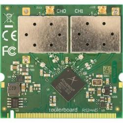 MIKROTIK R52HnD miniPCI karta 802.11a/b/g/n, Ather