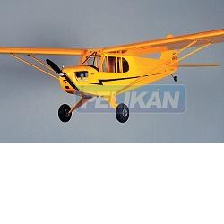 SIG Piper J-3 Cub 1219mm rozp. stavebnice