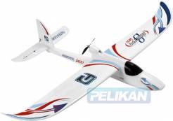 Pelikan letadlo BETA 1400 M1 RTF 4k 2.4GHz brushle