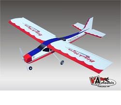 Trainer Elektro ARF 1300mm stavebnice