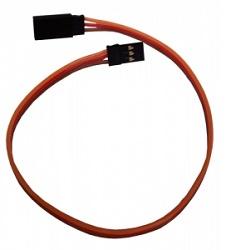 Fotografie Muldental 031421 Prodlužovací servo kabel JR 10cm
