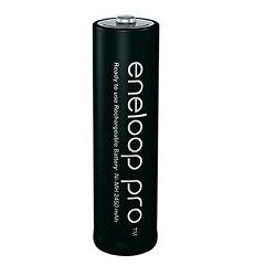 Baterie Panasonic Eneloop Pro AA 2500mAh 1ks