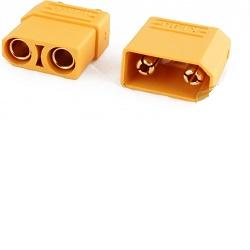 Fotografie PELIKÁN XT90 konektor pár 5mm