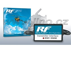 RealFlight 7,5 interface s USB kabelem