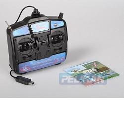 Fotografie SIMtransmitter 6CH - USB ovladač k PC mode 2