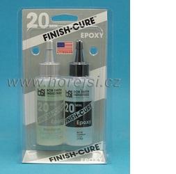 BSI Finish-Cure Epoxi 20minutové 128g lepidlo