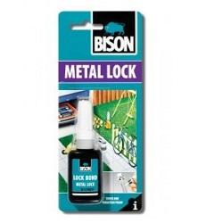 BISON Metal Lock lepidlo na zajištění šroubů 10ml