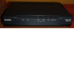 ADSL modem Zyxel Prestige 650R-33 bazar