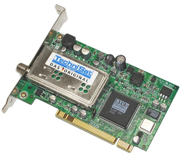 Karta PC SKYSTAR2, verze 2.3