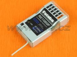 Futaba R2106GF Přijímač 2,4 Ghz FHSS/S-FHSS