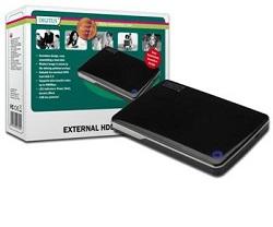 "Digitus Externí box 2,5"" na SATA - USB 2.0 disk"