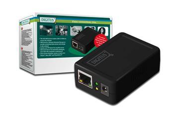 DIGITUS Mini NAS server pro externí USB HDD 1x10