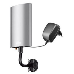 DVB-T aktivní venkovní anténa pro VHF/UHF/FM 20dB