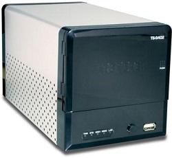 "TRENDnet NAS server pro 2x3.5"" SATA HDD s RJ45"