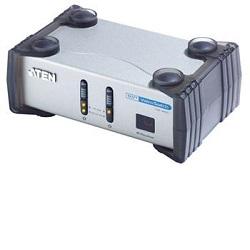 Aten VS-261 DVI přepínač 2 PC - 1 DVI monitor
