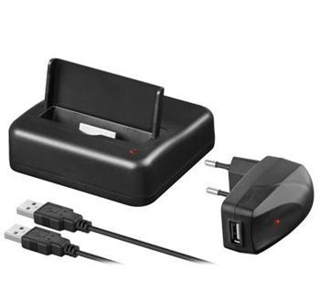 goobay USB dokovací stanice pro iPhone 4, 4S
