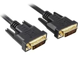 PremiumCord kpdvi2-1 kabel DVI-D propojovací 1m
