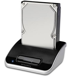 """USB 3.0 dokovací stanice pro HDD SATA 2.5""""-3.5"""""""