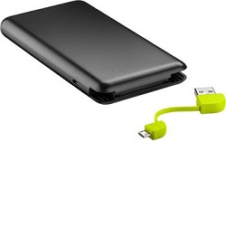 Power bank 64559 Li-Pol 8000mA USB 2A