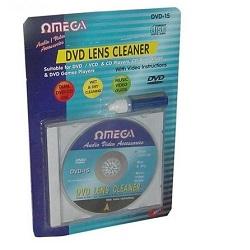 D-CLEAN Čistící disk CD/DVD mokré