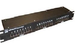 Přepěťová ochrana AXON MultiNET Protector 24x RJ45