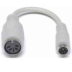 Redukce klávesnice PC/F na PS2/M kabelová RK-4