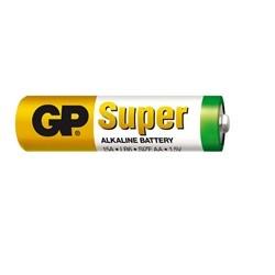 Baterie GP Super Alkaline AA 1ks LR6 1.5V