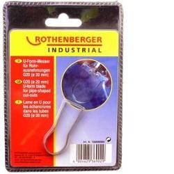 Fotografie Rothenberger 1500000069 řezací nůž pro trubky 20mm
