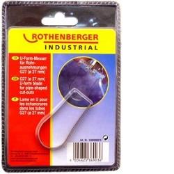 Fotografie Rothenberger 1500000070 řezací nůž pro trubky 27mm