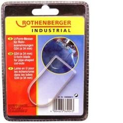 Fotografie Rothenberger 1500000071 řezací nůž pro trubky 34mm