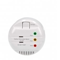 Solight 1D36 detektor spalin CO + alarm, 85dB