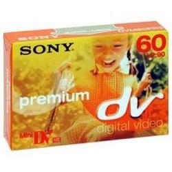 Sony Mini DV Premium 60min (DVM60PR)